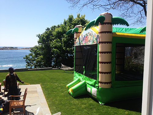 Bounce house rental Marblehead, MA