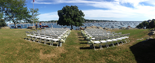 chair rental in Marblehead, MA