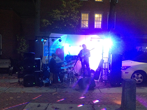 Sound system and lighting rental, Salem, MA