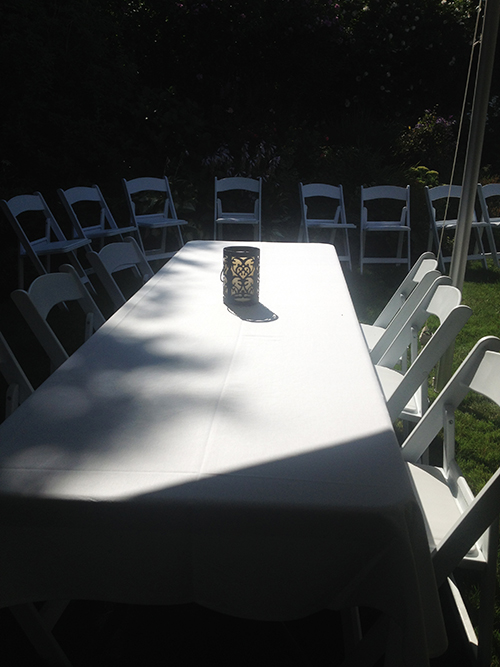 Party Rental, Marblehead, MA