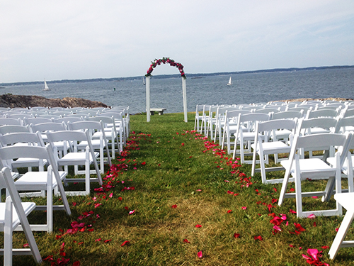 Wedding Arch Rental, Marblehead, MA