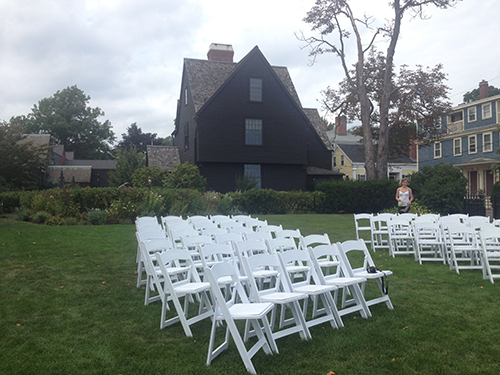 Wedding Chair Rental, Salem, MA