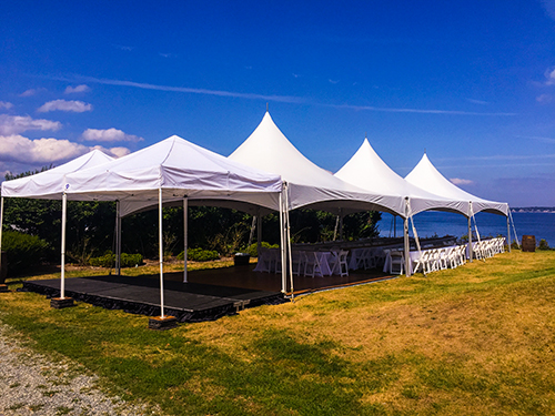 Nahant Wedding Tent Rental