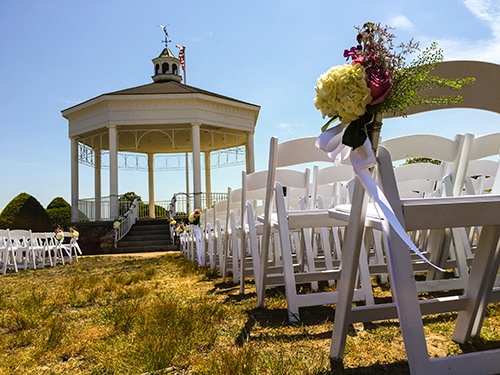 Wedding chair rental, Gloucester, MA
