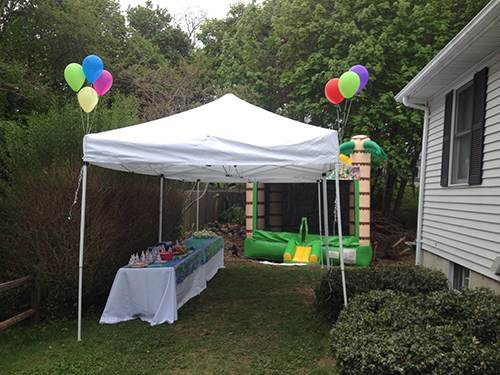 Kids Birthday Party Rental Marblehead MA