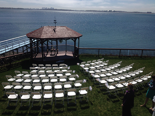 Wedding chair rental Nahant MA