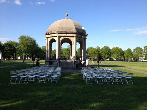 Wedding Ceremony Chair Rental Salem, MA.