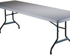 8ft table rental